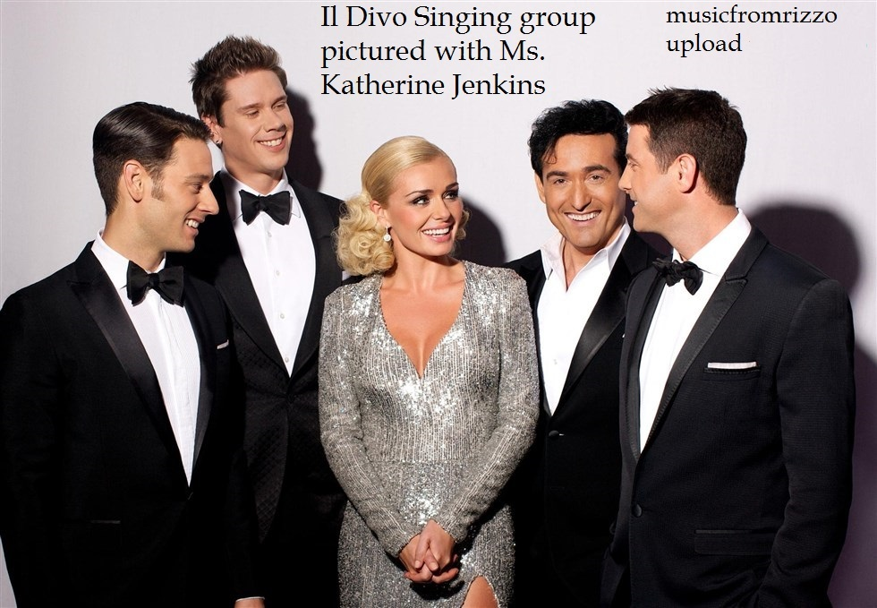 Download il divo famous latin style singing group my for Il divo cd list